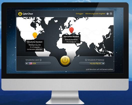 CyberGhost VPN Premium 3 year subscription $36