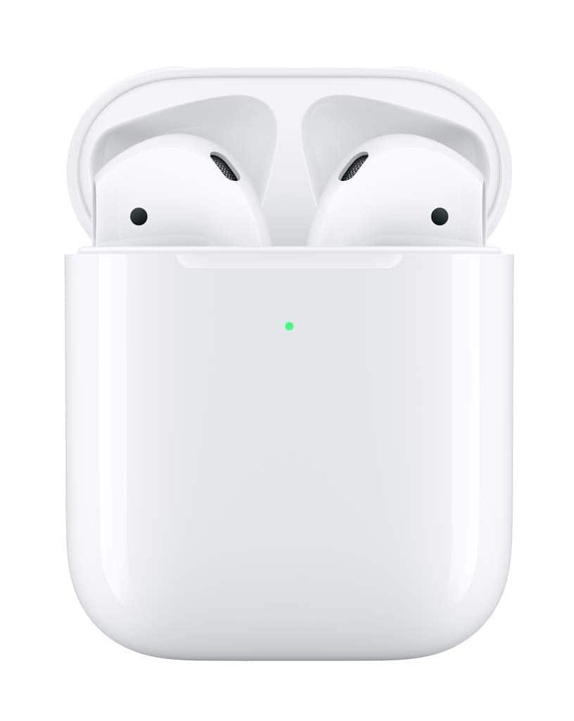 Apple AirPods with Wireless Charging Case $149.98