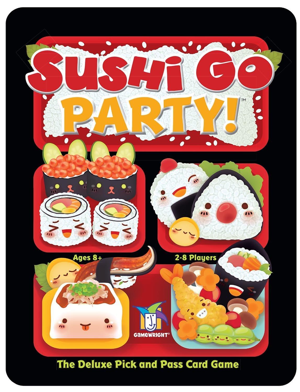 Sushi Go Party! Card Game $14.55 FS w/ Amazon Prime