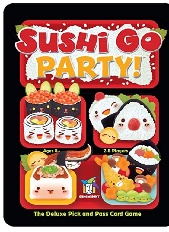 Sushi Go Party! Card Game $13.79