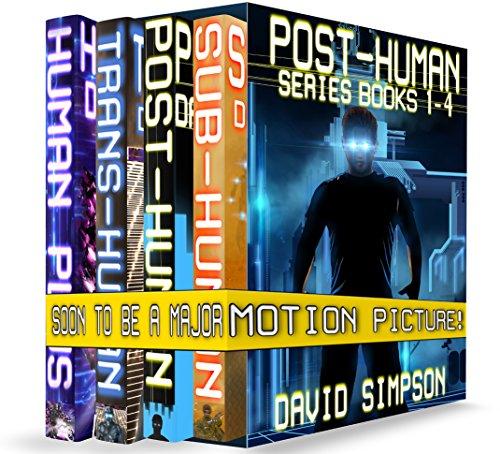 4 Audiobooks & Kindle Editions for $2.99:  Post-Human Series 1-4 (Sci Fi/Dystopian) $2.99 for all 4 books (Ebook Kindle & Audible via Amazon)