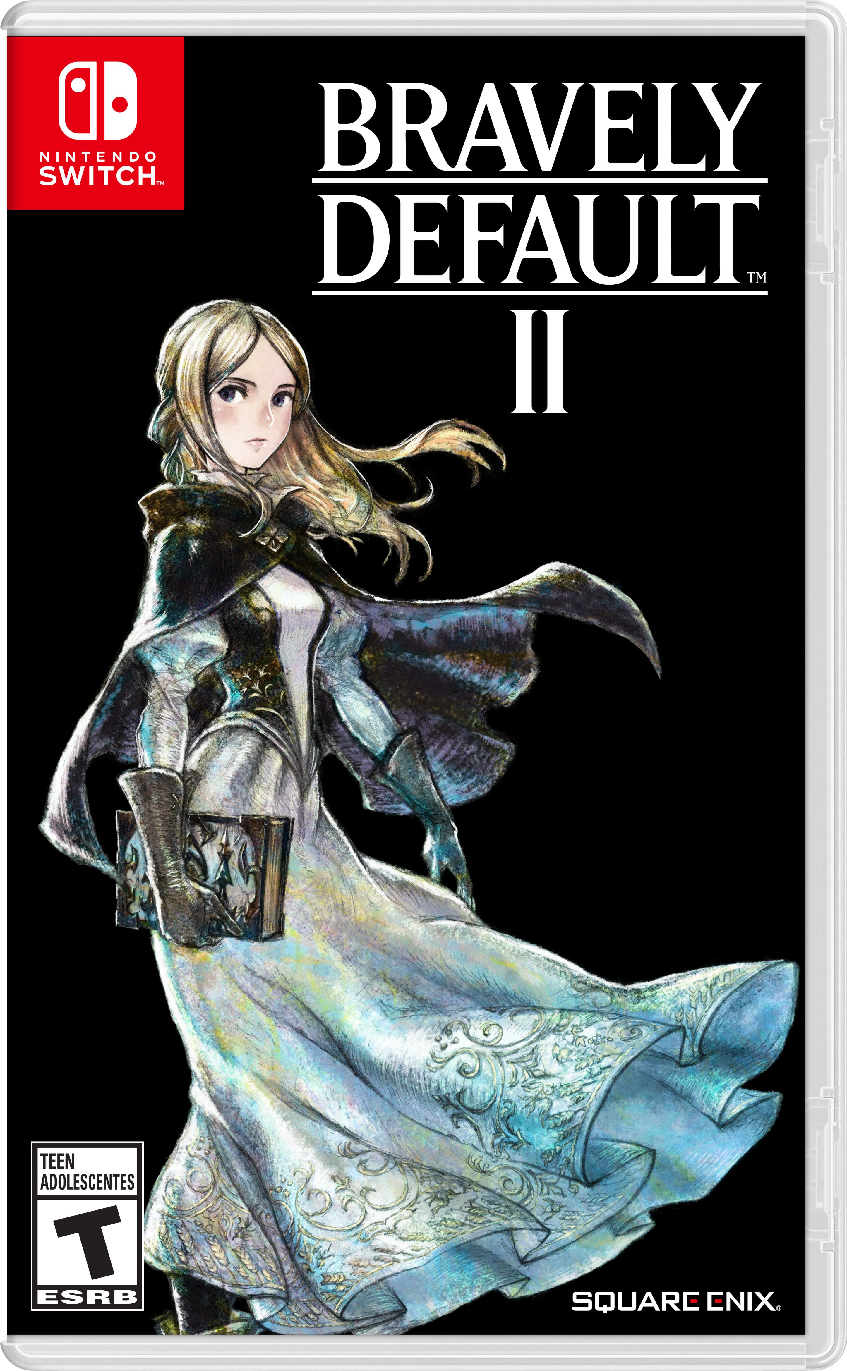 Bravely default ii for nintendo switch $49.94 at walmart.com with free shipping