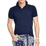 Victorinox Tailored Fit Solid Polo - $25.50, Free shipping over $99