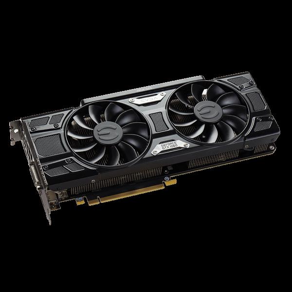EVGA GeForce GTX 1060 SSC GAMING 6GB GDDR5 Video Card (B