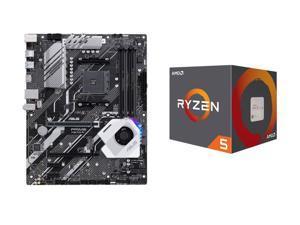 Ryzen 5 2600 + ASUS X570-P combo for $210
