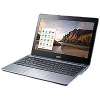 "Newegg Deal: Acer Aspire C720-3605 Chromebook Intel Core i3 4005U (1.7GHz) 4GB Memory 32GB SSD 11.6"" Chrome OS $299.99 + FS"