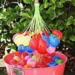 Cool Water Balloons for summer fun!  111 balloons $5.49 Tinydeals Free S&H