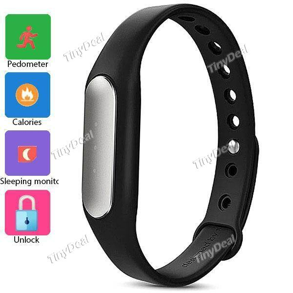 Xiaomi MiBand Smart Bracelet (Fitbit like) for Android and IOS - $17.18 FS HALF PRICE
