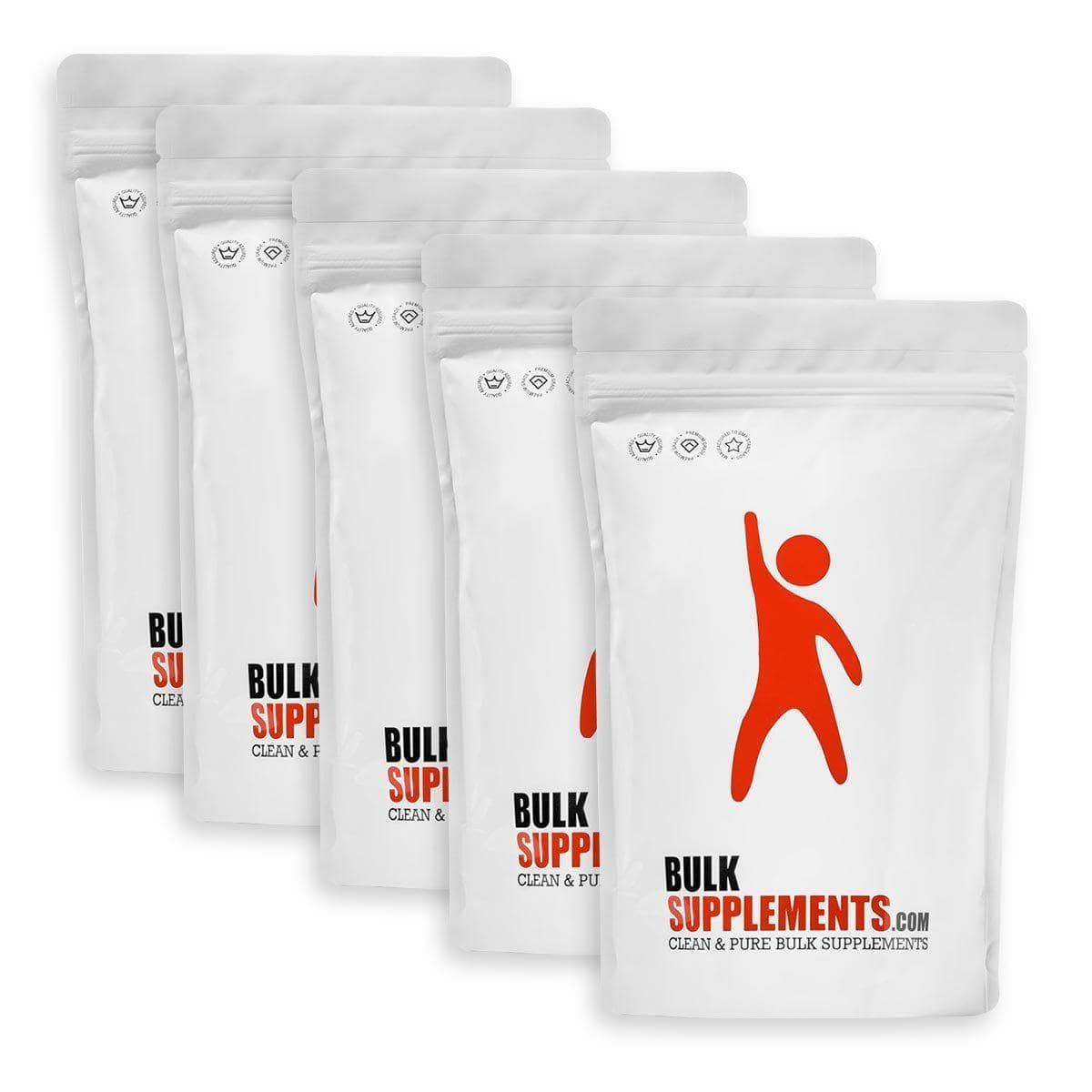 Bulk Supplements Protein Sale: 5kg Isolate for $65, 5 kg Concentrate for $45