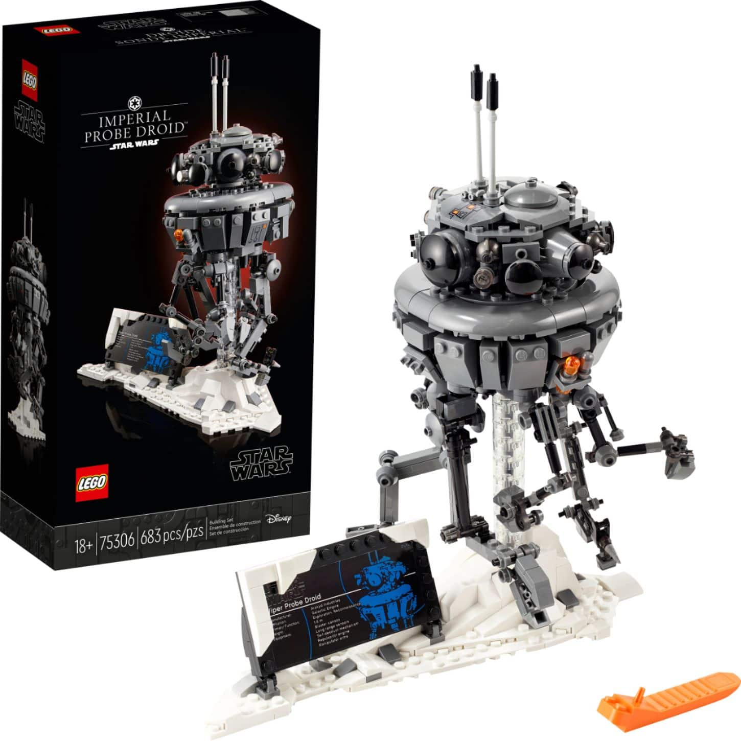 Buy a select Star Wars LEGO set, get a $10 Best Buy gift card
