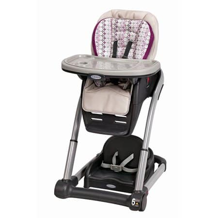 High Chair Baby - Graco Blossom 6 in 1 + 30$ gift card $117.11
