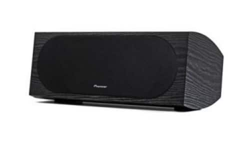 """Pioneer  4"""" Center Channel Speaker Andrew a Jones  SP-C22 $54 @Fry's After Promo Code; In-Store Only"""