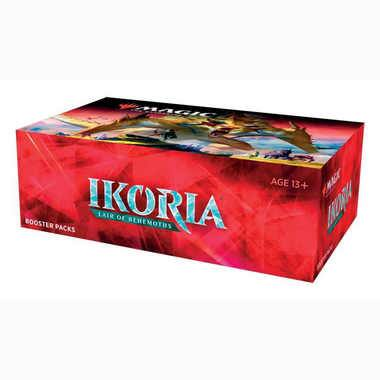 Magic the Gathering Ikoria Lair of Behemoths - Booster Box $84.97 w/ Free Shipping