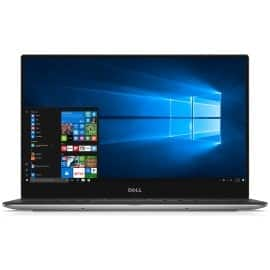 """Dell XPS 13 XPS9360-5203SLV 13.3"""" laptop with touch $1,299, is $799 at Microsoft.com"""