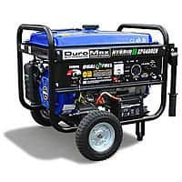 eBay Deal: DuroMax XP4400EH Hybrid Portable Dual Fuel Propane Gas Camping RV Generator - $300 shipped with coupon