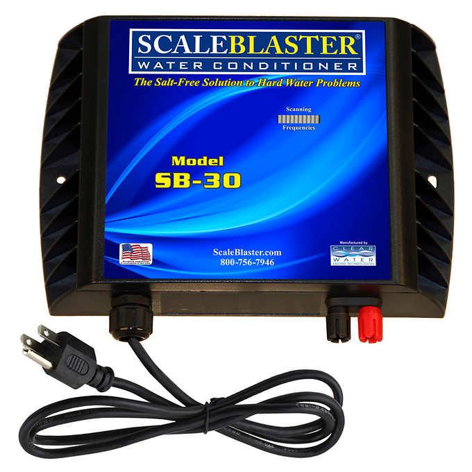 ScaleBlaster Water Conditioner SB-30 (Equivalent to the SB-Elite?) $50 off $209.99