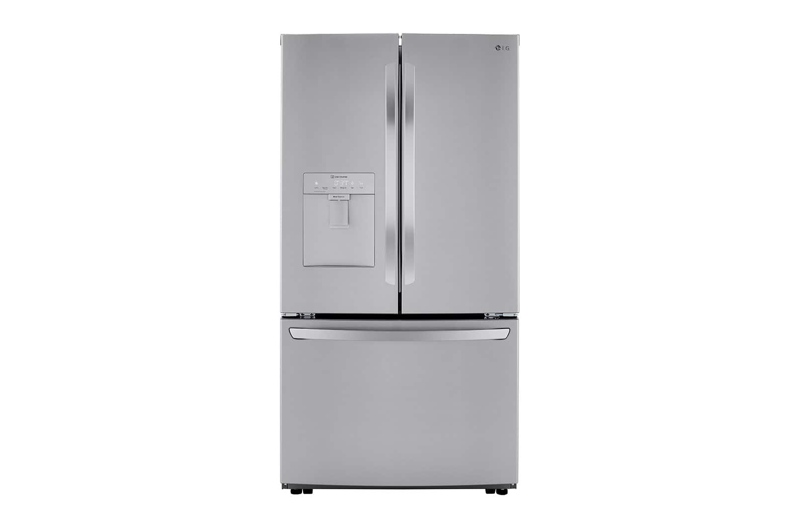 LG 29 cu. ft. Smart Wi-Fi Enabled French Door Refrigerator Water Dispenser at Costco $1649.99