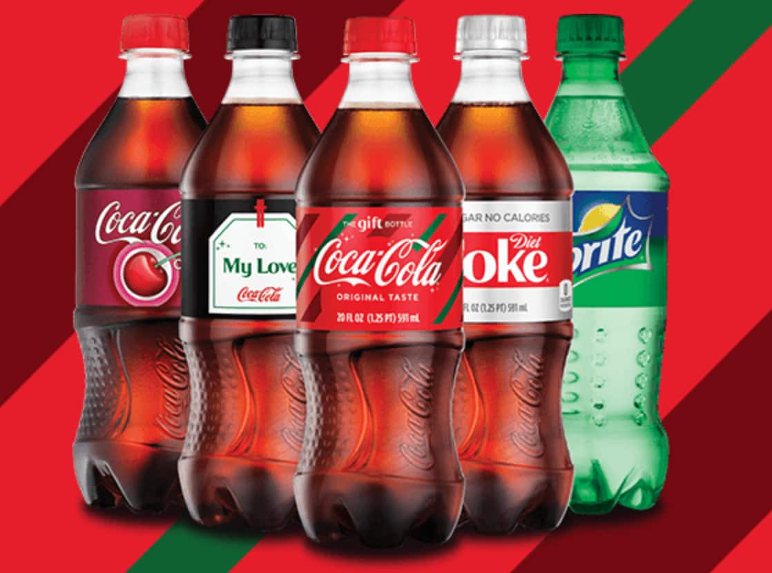 Coca Cola Promotion Submit 5 Coca Cola Product Cap Codes Earn