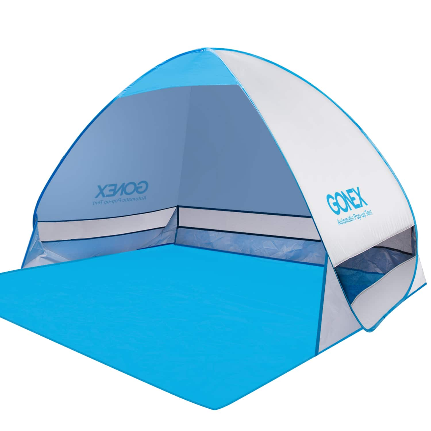 $27.99  Lightweight Beach Shade Tent Sun Shelter @Walmart Free Shipping