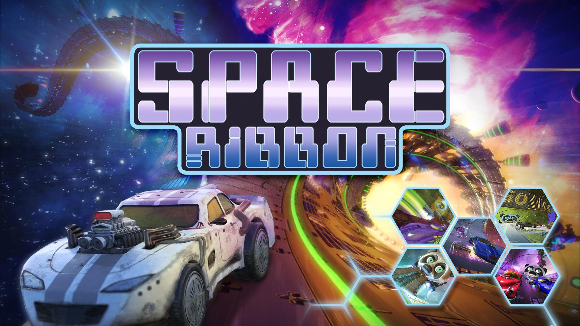 Space Ribbon $0.49