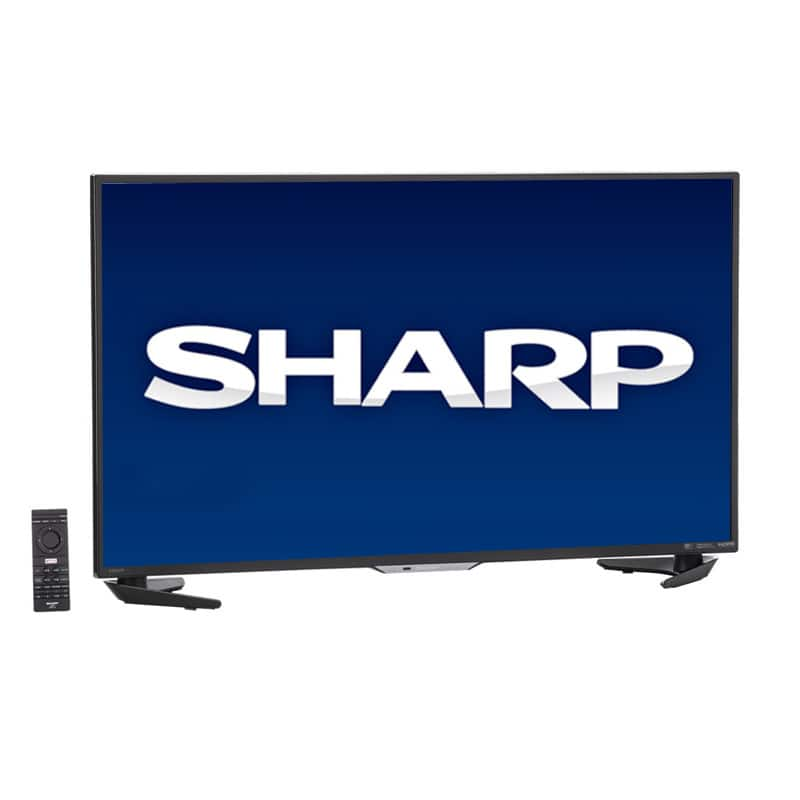 "Sharp 65"" Class 4K Ultra HD LED Smart TV. $999 PC Richards free next day shipping"