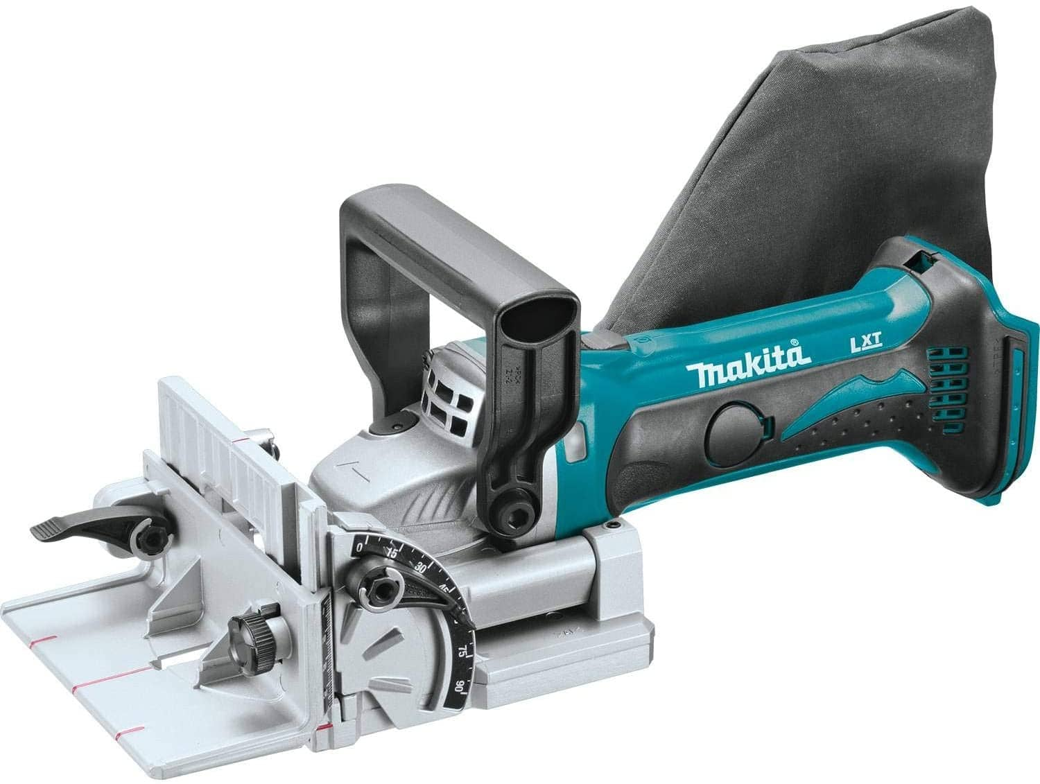 Makita 18-Volt LXT Lithium-Ion 0.75 in. Cordless Plate Joiner (Tool-Only); 155.22$ @HD