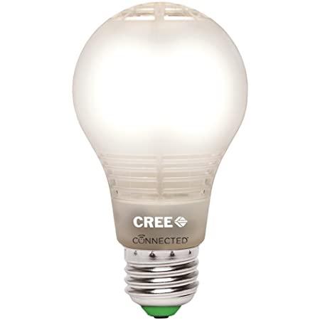 Cree Lighting dimmable LED Zigbee bulb $6
