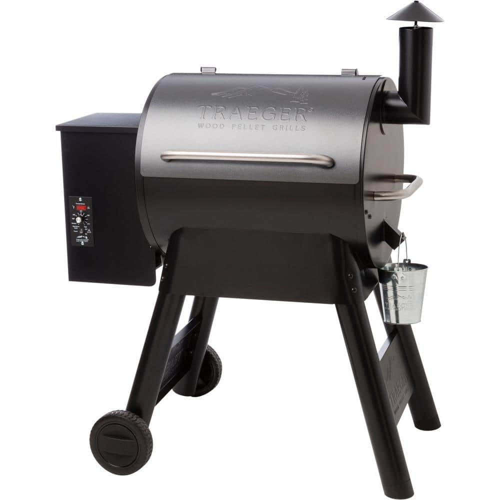 Traeger Eastwood 22 Wood Pellet Grill and Smoker -$349 @ Home Depot
