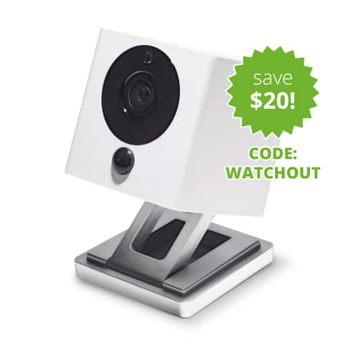 $49.99 - iSmartAlarm Spot Camera 1-pack (Limit 4)