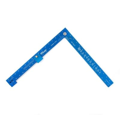 Swanson Tool Company Framing Wizard Folding Aluminum Framing Square in the Squares department at Lowes.com $8.87