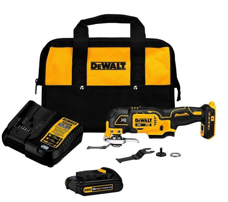 DeWalt® Oscillating Tool Kit 20V Max $99.99