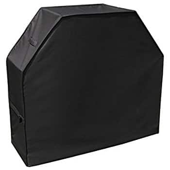 BBQ Gas Grill Cover 600D Heavy Duty Waterproof With A Silicone Brush (58inch) $12.59
