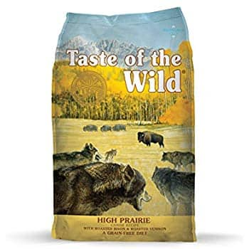 Taste of the Wild Grain Free High Protein Natural Dry Dog Food 30lb Amazon Subscribe and Save $29.39