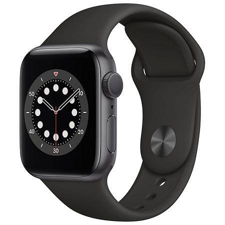Apple Watch Series 6 40MM GPS $384.98/44MM GPS $414.98