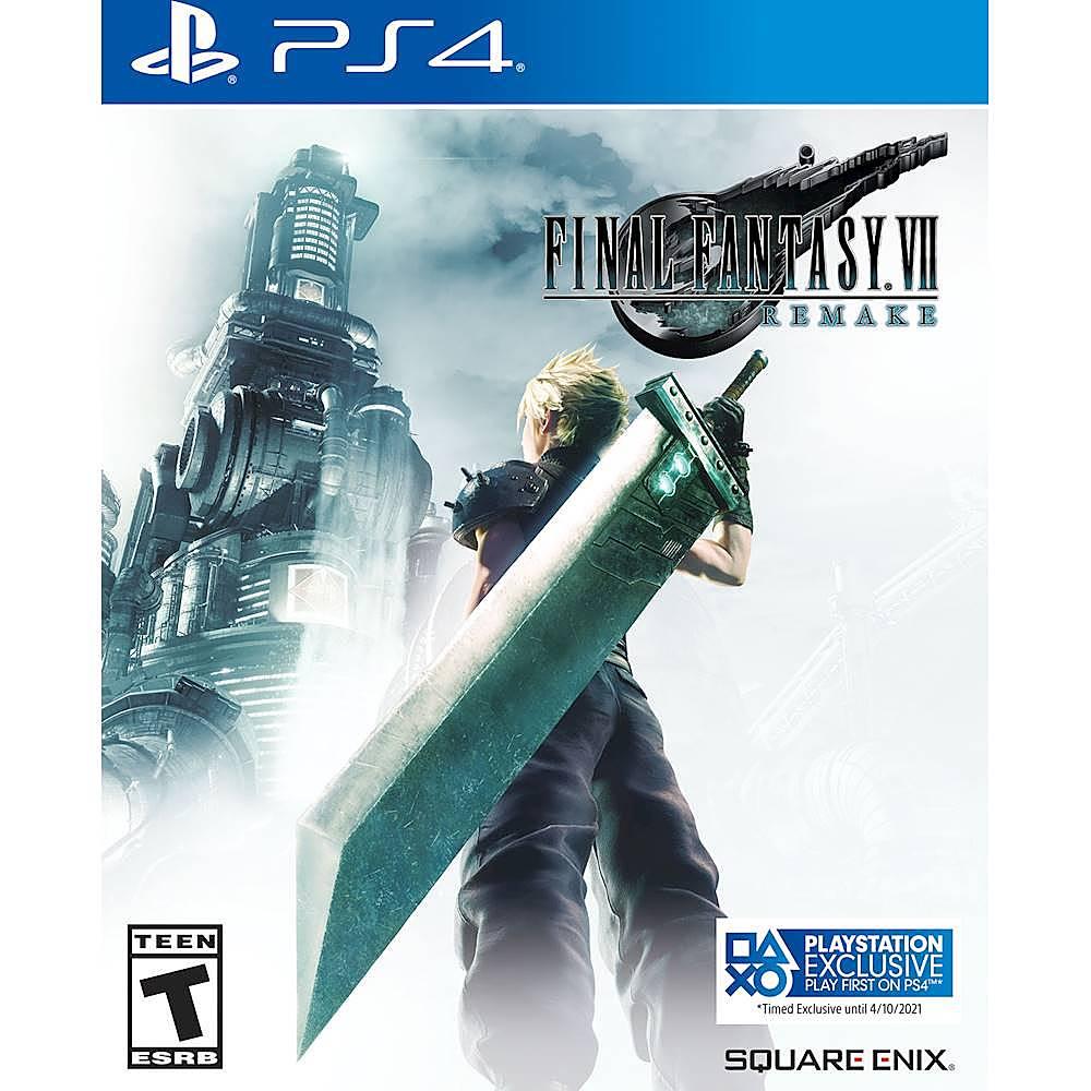 Final Fantasy 7 Remake Standard Edition PS4 Amazon // Best Buy - $29.99
