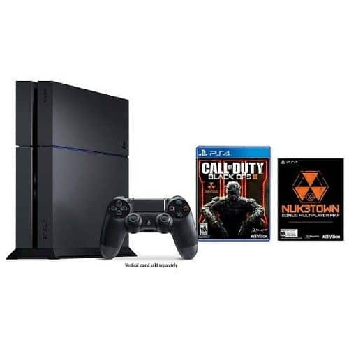 Playstation 4 Call of Duty Black Ops 500GB bundle for $249.99 at Jet.com after $30 off for new customers and existing customers on first three orders with code Triple15