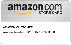 Amazon Store card 5% back on all Amazon purchases or special financing on 149.00 + 40.00  gift card for prime members