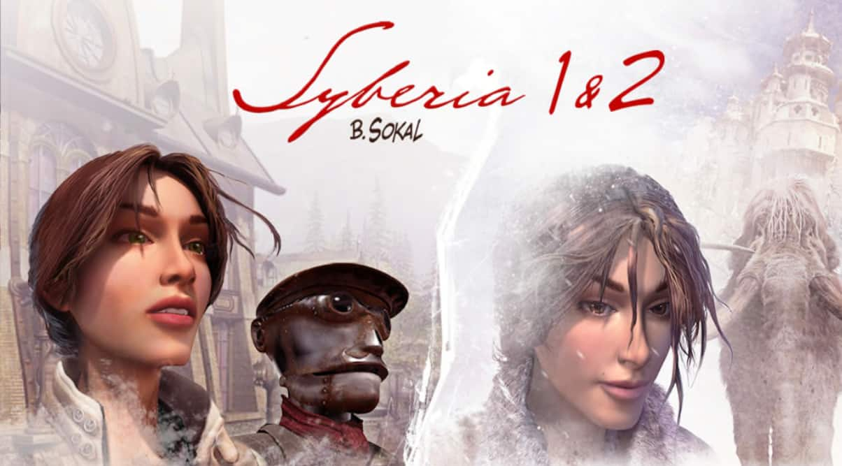 Syberia 1 & 2 Collection (Nintendo Switch Digital Download) $1.99