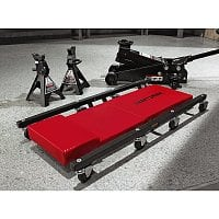 Sears Deal: Craftsman 3 Ton Floor jack, Jack stands, and Creeper set $89.99@Sears w/coupon + Free Shipping
