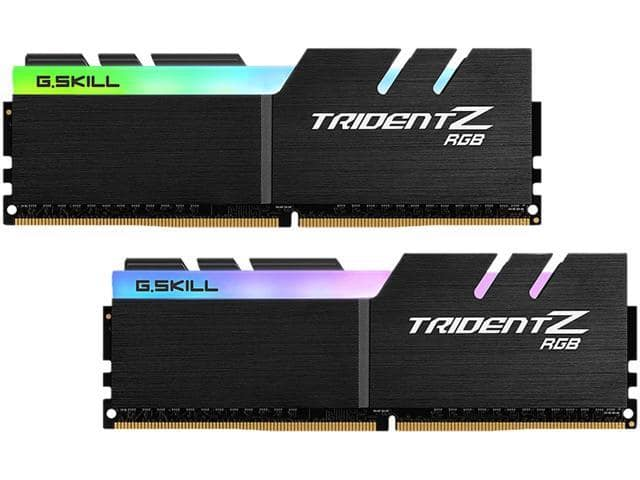 G Skill TridentZ RGB 2x8GB for $199 (Samsung B-Die) for Ryzen! $199 99