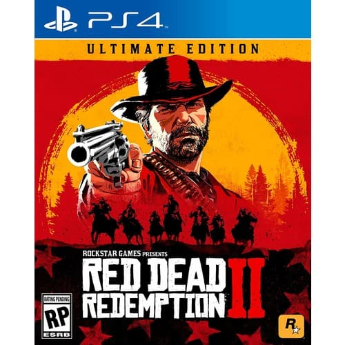 Red Dead Redemption 2 - $10 off PS4 Special/Ultimate Digital