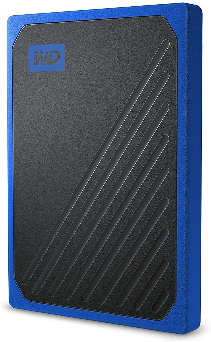 WD® My Passport™ Go 1TB Solid State Drive with SanDisk® 64GB USB Flash Drive Bundle, Office Depot YMMV $99.99