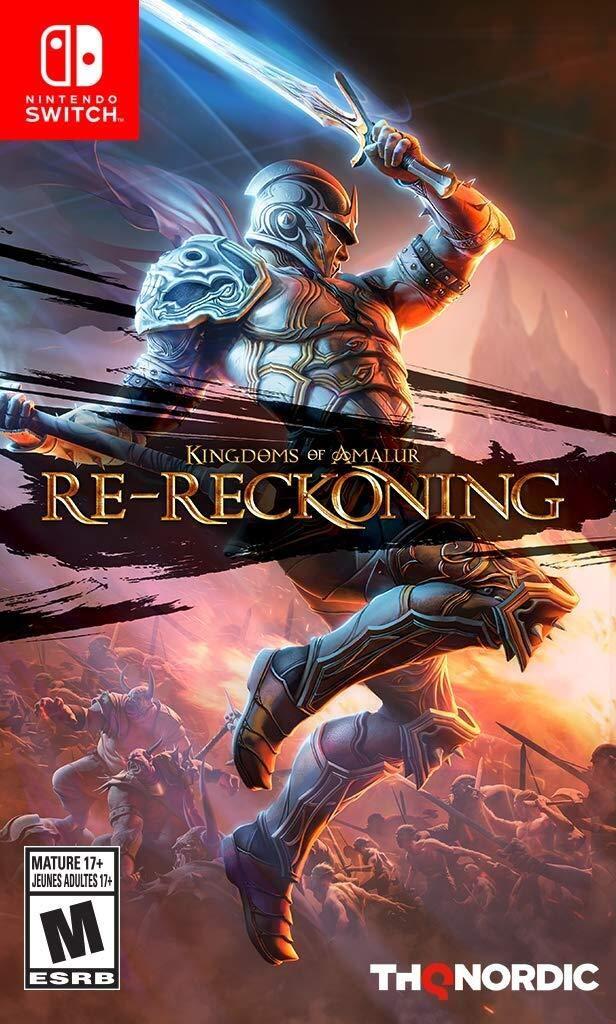 Kingdoms of Amalur Re-Reckoning Switch $22.99 at GameStop