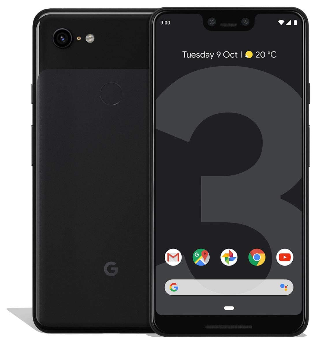 Google Pixel 3 XL 64GB Unlocked GSM (Renewed) - $285