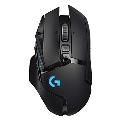 Prime Day Exclusive ($94.99) - Logitech G502 Lightspeed Wireless Gaming Mouse with Hero 25K Sensor