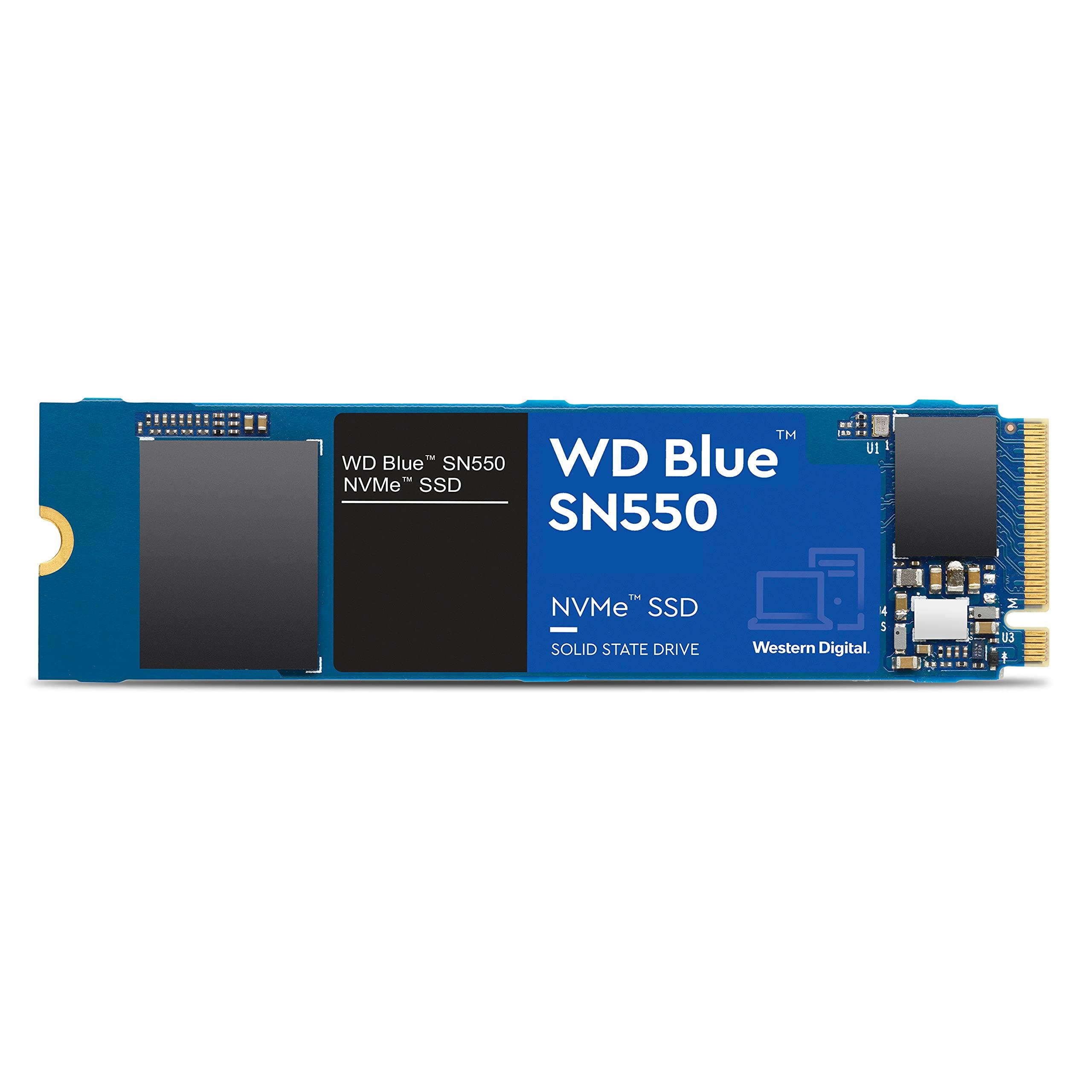 Western Digital 2TB WD Blue SN550 NVMe Internal SSD $199.99