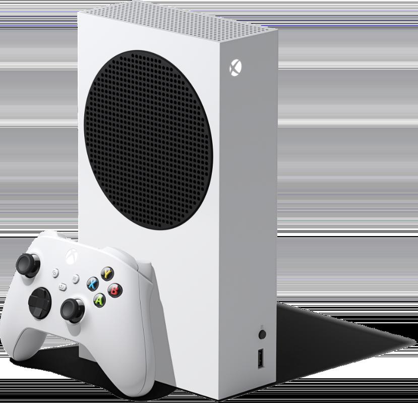 Active Military/Veterans: Microsoft Xbox Series S 512GB - White $299.99 No Tax & Free Shipping
