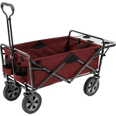 AAFES Members: Mac Sports Wagon with Table $46.35 No Tax, Free Ship $49+ or Free Local Pick Up