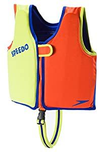 Speedo Classic Child Begin To Swim Life Vest UPF 50 For $11.10 From Amazon