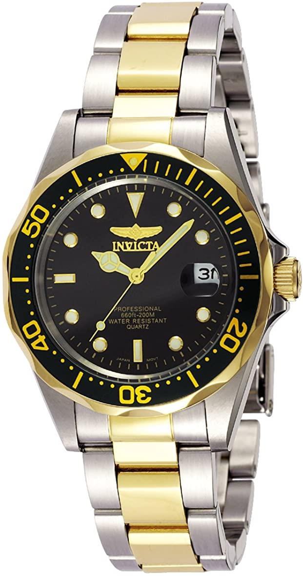 Invicta Men's Pro Diver Quartz Watch $35 at Amazon